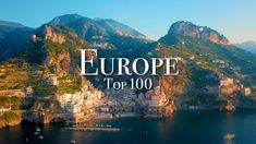 Top 100 Places To Visit In Europe - YouTube Top Travel Destinations, Europe Travel Guide, Travel Things, Travelling Tips, European Travel Tips, European Vacation, Best Places In Europe, Cool Places To Visit, Walk Around The World