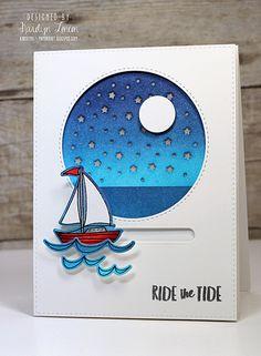 Paper Therapy: Ellen Hutson ClassRoom–Ride the Tide!