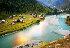 Excursion of Jammu and Kashmir