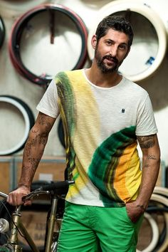 Tony Ward Reconnects with Desigual for Summer 2014  image