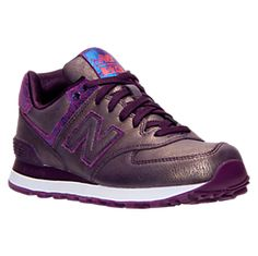 Women's New Balance 574 Mineral Glow Casual Shoes | Finish Line