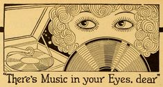 Music in your eyes