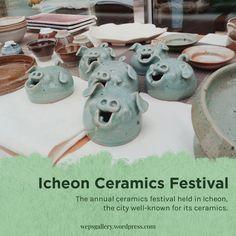 [Wep's Korea Life] Wonderful Experiences at Icheon Ceramics Festival
