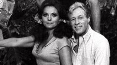 Russell Johnson is best remembered for his Gilligan's Island role as 'the Professor.' He's seen here with co-star Dawn Wells, who played Mary Ann. Russell died at his Washington state home of natural causes at the age of 89.