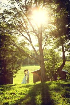 Country #Wedding Photos #romantic Wedding LOVE THIS PIC