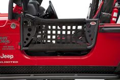 Body Armor Trail Doors for 97-06 Jeep® Wrangler TJ & Unlimited