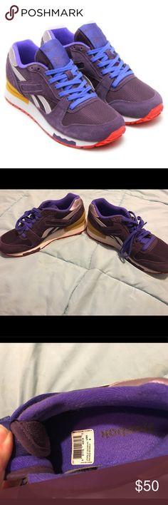 buy popular 2f636 bbe72 Reebok GL 6000 tennis shoe size 8 EUC worn once. Size 8 Reebok GL 6000