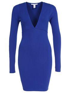 Perfect V Neck Dress