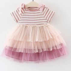 Bear Leader Girls Dresses 2019 New Summer Brand Kids Princess Dress Cute Embroidery Bow Design for Girls Children Clothes Dress For Girl Child, Baby Girl Dresses, Baby Dress, Baby Girls, Pink Dress, Tutu Dresses, Princess Dresses, Ruffle Dress, Baby Girl Birthday Dress