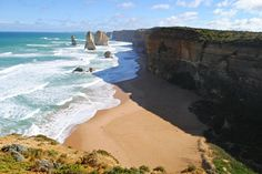 Just Beachy – How Travel Blogger Isabelle Kenis is Brightening Up Thursdays (PHOTO: Great Ocean Road, Australia)