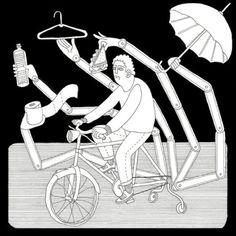 Illustration by Mario Pinheiro
