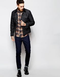 22 Best Denim Jacket Black Washed Topman Images On Pinterest Man