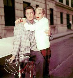 In 1957, Lizabeth Scott starred in her final major film role, opposite Elvis Presley in his second movie, Loving You. Description from pinterest.com. I searched for this on bing.com/images