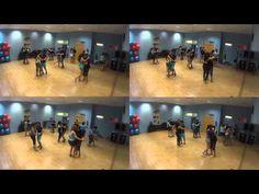Coreografía bachata Prince Royce - Lo que quiero eres tú, Paloma y Jose - YouTube