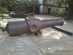 The Canyon Intramuros, Cannon, Guns, Weapons Guns, Revolvers, Weapons, Rifles, Firearms