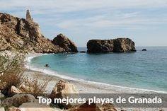 Top mejores playas de Granada. Costa Tropical