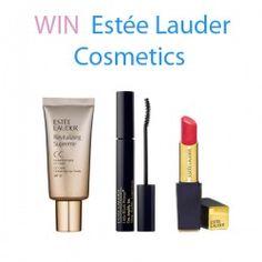 Win Estée Lauder Cosmetics  ^_^ http://www.pintalabios.info/en/fashion-giveaways/view/en/3496 #International #Cosmetic #bbloggers #Giweaway