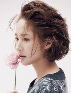More of Park Min Young for CéCi's January 2015 Edition