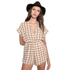 HK$230 (was HK$460). Lioness Diamond Love Playsuit from BKRM. Ship worldwide with Borderlinx.com