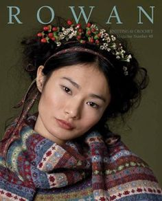 Rowan Knitting Magazines - Rowan Knitting Magazine #48