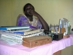 Mrs. Margaret Odhiambo (School Headteacher)