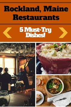 Restaurants in Rockland, Maine are thriving, and it's not just because of lobster. Read about five surprising must-try dishes Rockland restaurant dishes. Travel | Food