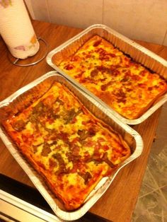 Pizzas for my Babies !!! Bacon and mushrooms White pizza with Bacon