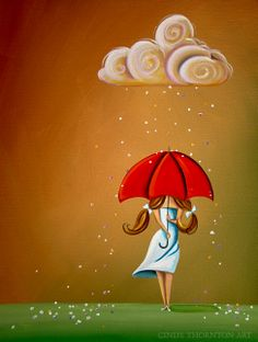 2D Rain