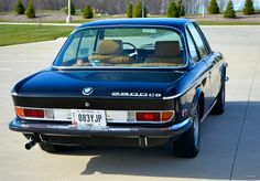 BMW 2800CS. The first of the E9 coupés, the 2800CS, replaced the 2000C and 2000CS in 1968.