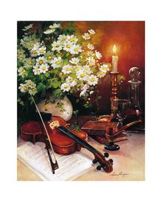 [for you Patti ~ C:]  A Musical Note  by Lise Auger