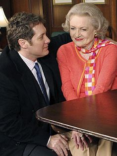 James Spader and Betty White. Denny Crane, James Spader Young, James Spader Blacklist, Boston Legal, Tired Of People, Betty White, Great Tv Shows, Golden Girls, Special People