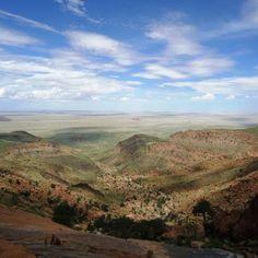 Preekstoel view , Brandberg Namibia