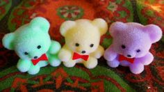 I totally collected these little guys when I was younger. I still have some, and buy one whenever I find them!