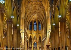 St. Patrick's Cathedral, Manhattan New York