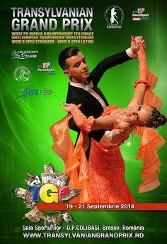 Toamna aduce cel mai mare regal de dans la Brasov! European Championships, World Championship, Romania, Grand Prix, Dance, Movie Posters, Dancing, Film Poster, World Cup