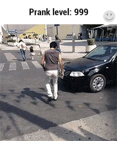 I love a good prank, and this is a GOOD prank!