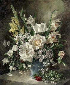 Цветочная красота   Harold Clayton (в коллекцию). Обсуждение на LiveInternet - Российский Сервис Онлайн-Дневников