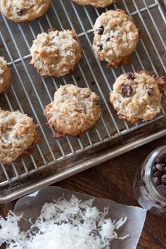"""Coconut Stuffed Chocolate Chip Cookies"" from @Gaby Dalkin"