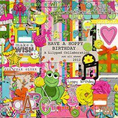 FREE: *Have a Hoppy Birthday', Megakit