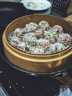 Kiinalainen illallinen & kiinalaiset lihapullat