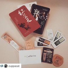 Thank you @cuppacat for hauling with us & for posting your #melodyhaul ^o^✨ everyone is masking up with #Lovemore #facemask get your #haulspiration going! #Repost @cuppacat with @repostapp. ・・・ My package of Lovemore masks arrived! It took less than two business days (seriously, it shipped out the same night I placed my order :o). It arrived in super sturdy box and adorable tissue paper packaging with tons of samples (sheet mask sample WHAT) and a cute little handwritten note! So so so…