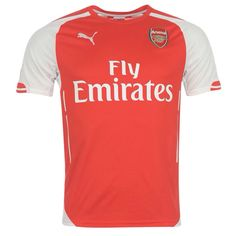 Arsenal kit home 2014/2015
