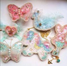 #handmade #pastel #harajuku #japanese #lolita