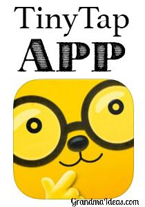 With the TinyTap application, kids can create their own personalized and interactive games. Fun, fun, fun!