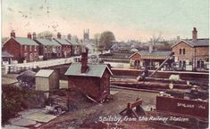 Image result for spilsby station Old Train Station, Close To Home, Locomotive, Track, Image, Runway, Trucks, Running, Track And Field