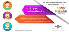 Conoce los requerimientos para participar en el Reconocimiento Universitario en su XII Edición