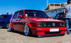 Volkswagen Golf Mk2, Golf 1, Vw Polo Modified, Vw Mk1 Rabbit, City Golf, Vw Classic, Vw Cars, Unique Cars, Retro Cars