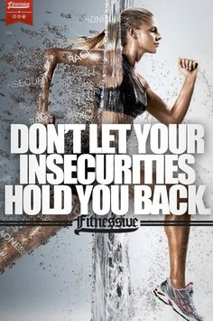 Don't Let Your Insecurities Hold You Back!