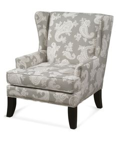 CMI Classic Chair Chelsea Wing Chair & Reviews | Wayfair
