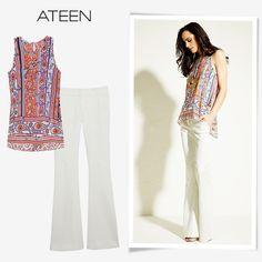 Compre moda com conteúdo, www.oqvestir.com.br #Fashion #Summer #Ateen #Shop